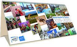 Stolní plánovací školní kalendář 2019/20