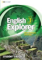 English Explorer 3 Interactive Whiteboard Software CD-ROM(x1)
