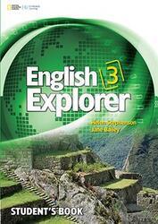 English Explorer 3 Workbook [with Audio CD(x1)]