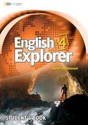 English Explorer 4 Workbook [with Audio CD(x2)]