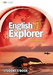 English Explorer 1 Student's Book [with Multi-ROM(x1)]