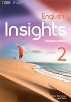 ENGLISH INSIGHTS 2 WB + AUDIO CD/DVD