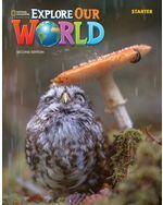 Explore Our World 2e Starter Student's Book with Online Practice