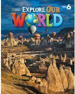 Explore Our World 6 Audio CD