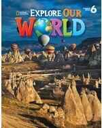 Explore Our World 6 Lesson Planner with Audio CD and Teacher's Resource CD-ROM