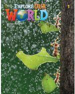 Explore Our World 2e Level 1 Lesson Planner with Student's Book Audio CD and DVD