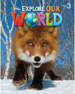 Explore Our World 3 Workbook with Audio CD