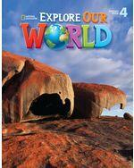 Explore Our World 4 Workbook with Audio CD