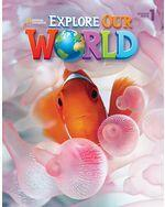 Explore Our World 1 Picture Cards including The Sounds of English