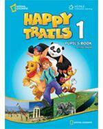 Happy Trails 1 Pupil's Book [with Audio CD(x1)]