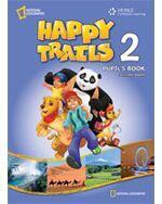 Happy Trails 2 Pupil's Book [with Audio CD(x1)]