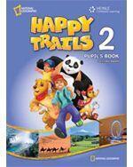 HAPPY TRAILS 2 GRAMMAR BOOK