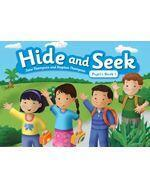 Hide and Seek Level 1 Activity Book + Audio CD
