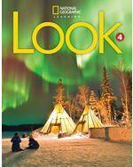 Look Level 4 AmE Workbook with Online Practice