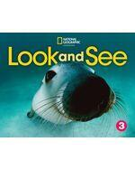 Look and See Level 3 AmE Teacher's Book with Student's Book Audio CD and DVD