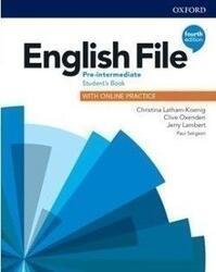 English File Fourth Edition Pre-Intermediate