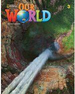 Our World 2e AmE Level 3 Student's Book with Online Practice