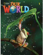 Our World 2e AmE Level 1 Student's Book with Online Practice