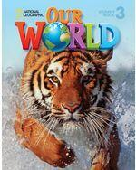 Our World AME 3 Student's Book + CD-ROM
