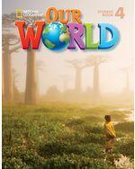Our World AME 4 Workbook + Audio CD