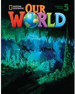 Our World AME 5 Student's Book + CD-ROM