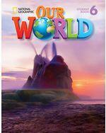 Our World AME 6 Workbook + Audio CD