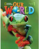 Our World AME 1 Student's Book + CD-ROM