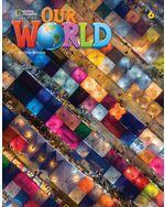 Our World 2e AmE Level 6 Lesson Planner with Student's Book Audio CD and DVD