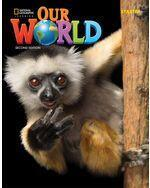 Our World 2e AmE Starter Student's Book with Online Practice