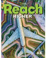 Reach Higher 4A Student's Book + Practice Book + Online Practice (PAC)