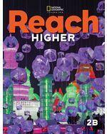 Reach Higher 2B Student's Book + Practice Book + Online Practice (PAC)