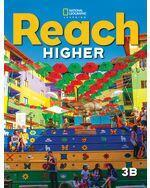 Reach Higher 3B Student's Book + Practice Book + Online Practice (PAC)