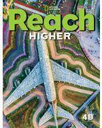Reach Higher 4B Student's Book + Practice Book + Online Practice (PAC)