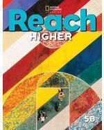 Reach Higher 5B Student's Book + Practice Book + Online Practice (PAC)