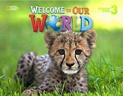 Welcome to Our World 3 Activity Book with Audio CD AmE