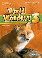 World Wonders 3 Student's Book [with Audio CD(x1)]