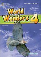 World Wonders 4 Workbook [with Audio CD(x1)]
