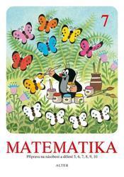 Matematika, sešit č. 7