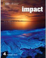 Impact 4, Lesson Planner + Audio CD + TRCD + DVD
