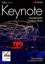 Keynote (TED Talks) Elementary