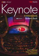 Keynote (TED Talks) Intermediate, Keynote BrE Intermediate SB/WB Combo Split A + DVD-ROM + WB Audio