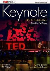 Keynote (TED Talks) Pre-Intermediate, Teacher's Book + Class Audio CDs