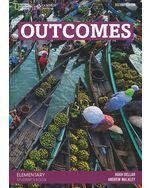 Outcomes Elementary (2nd ed.), SB/WB COMBO SPLIT A + Class DVD-ROM + WB Audio CD