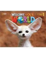 Welcome to Our World 1, Flashcards Set