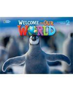 Welcome to Our World 2, Flashcards Set