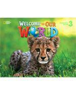 Welcome to Our World 3, Lesson Planner + Class Audio CD + TRCDROM