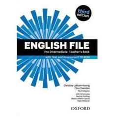 English File Third Edition Pre-Intermediate, Teacher's Book with Test and Assessment CD-ROM