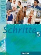 Schritte international 5, Kursbuch + Arbeitsbuch mit Audio-CD