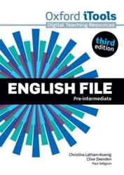 English File Third Edition Pre-Intermediate, iTools