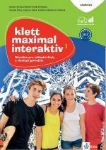 Klett Maximal int. 1 (A1.1), Učebnice